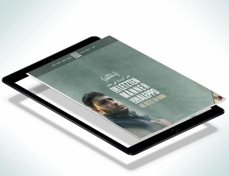 """Film """"Die letzten Männer von Aleppo"""""""