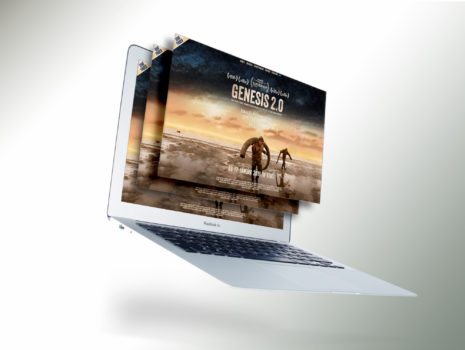 """Film """"Genesis 2.0"""""""