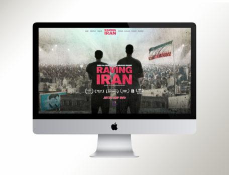 """Film """"Raving Iran"""""""