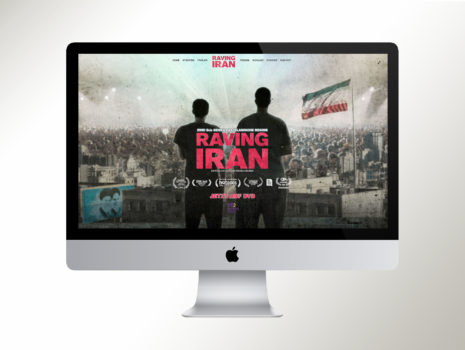 "Film ""Raving Iran"""