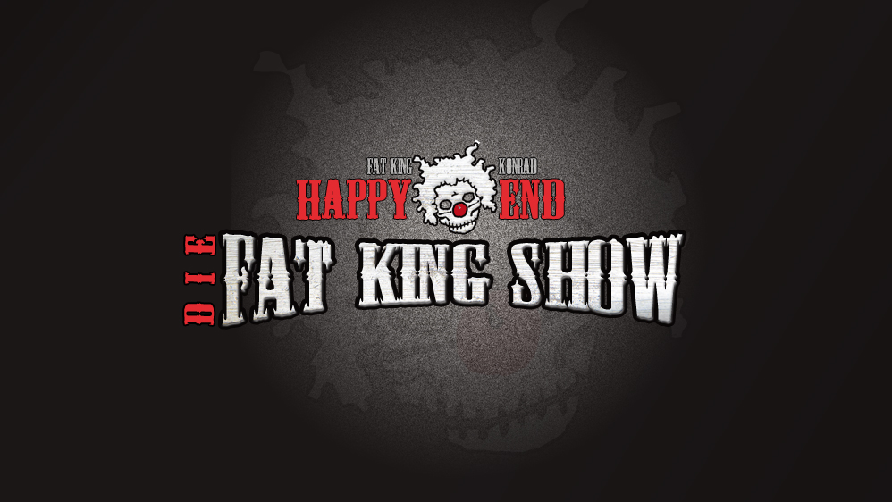 Logodesign 'Fat King Konrad'