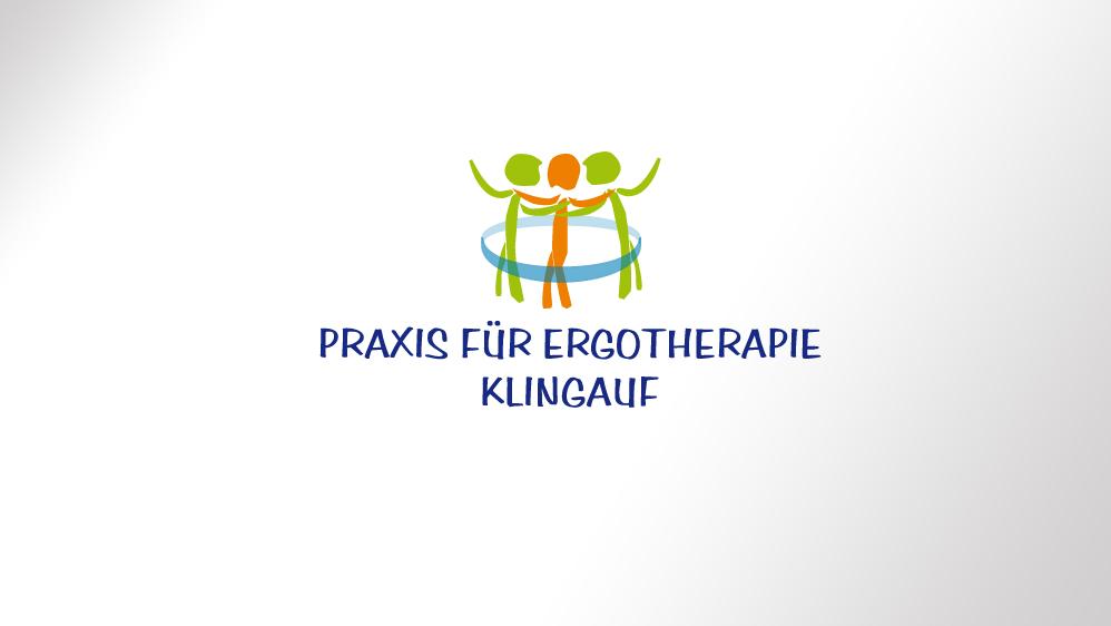 Logodesign Ergotherapie Klingauf